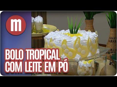 Mulheres - Bolo Tropical (15/04/16)
