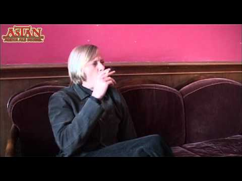 David Eugene Edwards - 16 Horsepower / Wovenhand - Interview by Steff Mensing