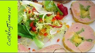 День#10 в Институте Бокюза - готовим французские закуски и блюда - фуагра, тосты, равиоли и другое