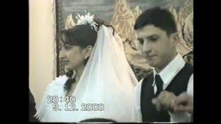 Езидская свадьба Резо и Маи , 09.12.2000 Москва часть 1