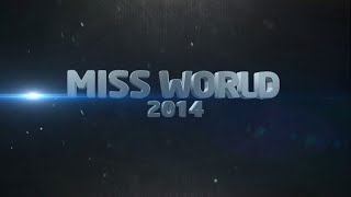 Miss World 2014 - Official Promo