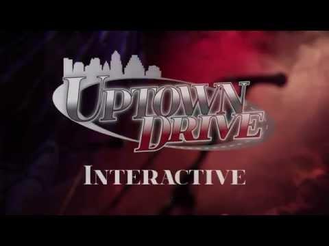 Uptown Drive Interactive Live Band Karaoke
