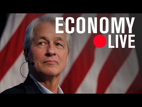 A Conversation With Jamie Dimon, Chairman And CEO Of JPMorgan Chase & Co. | LIVE STREAM