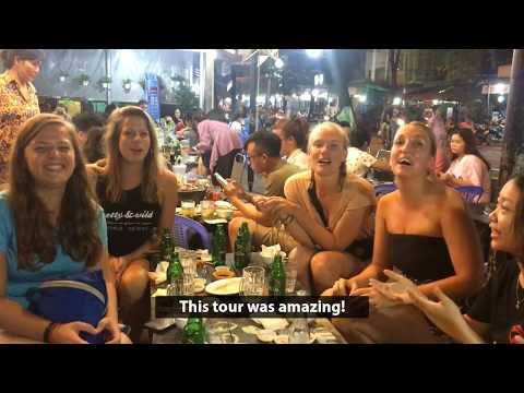 """An exceptional """"girl's night out"""" with ladies from Holland and Belgium"""