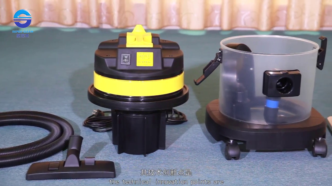 Water Filtration Vacuum Cleaner Youtube