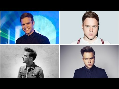 Evolution of Olly Murs (Chart History 2010 - 2016)
