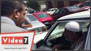 بالفيديو..الرقابة الإدارية تستطلع آراء المواطنين حول مدى توافر البنزين بالمحطات