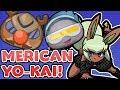 Yo-kai Watch Wibble Wobble — New Merican Yo-kai! Koma Star / Kirakoma Radiant Pass Grinding