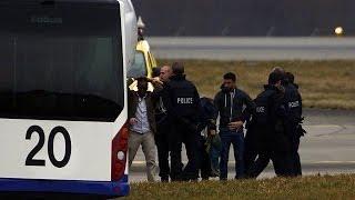 Genf statt Rom: Äthiopischer Pilot entführt eigenen Flieger