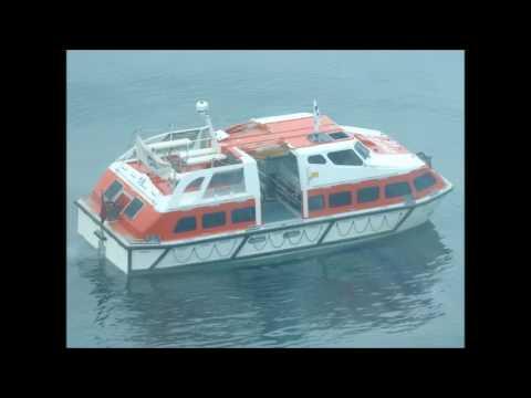 Diamond  Princess anchored off the sea of Sakhalin Korsakov , Far East Russia !