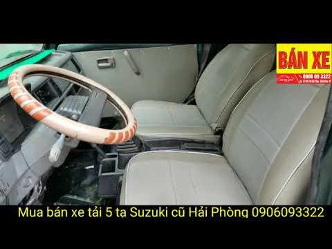 Suzuki 7 chỗ đời 2004 tại Hải Phòng. Lh:0906093322