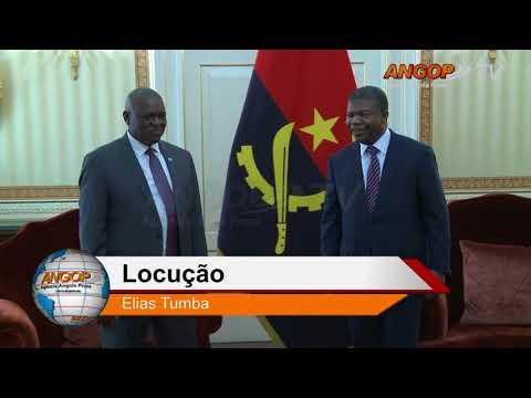Presidentes de Angola e do Botswana abordam questões de interesse comum
