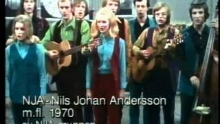 Nja gruppen - Det var jag som byggde landet - 1970