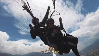 Paragliding tour Medellin Colombia - Medellin Vip