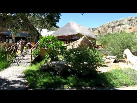 A Tour of Satrana Lodge in Isalo National Park