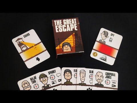The Great Escape - Playthrough |