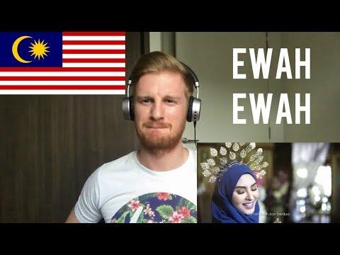 Wany Hasrita - Ewah Ewah ( Official Music Video) // MALAYSIAN MUSIC REACTION