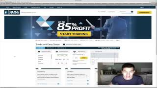 Boss Capital And Binary Options Winning Strategy