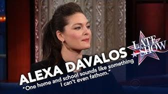Alexa Davalos, A Lifelong Traveler, Has No Plans To Settle Down