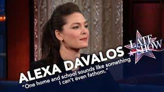 Alexa Davalos, A Lifelong Traveler, Has No Plans To Settle Down