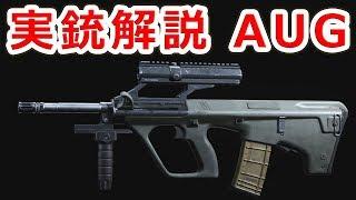 唯一成功したブルパップのアサルトライフル AUG【実銃解説】NHG