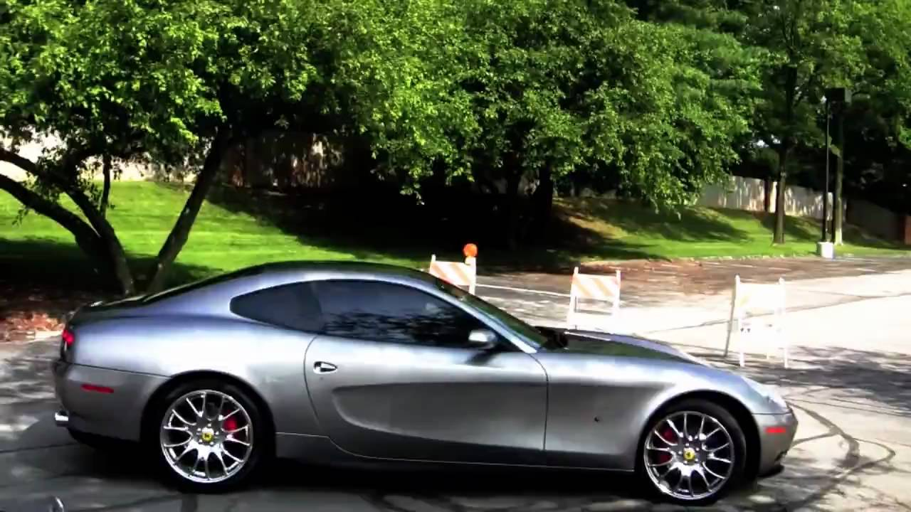 Exceptional Ferrari 612 Scaglietti HGTC LOUD Revs And Accelerations   HD   YouTube