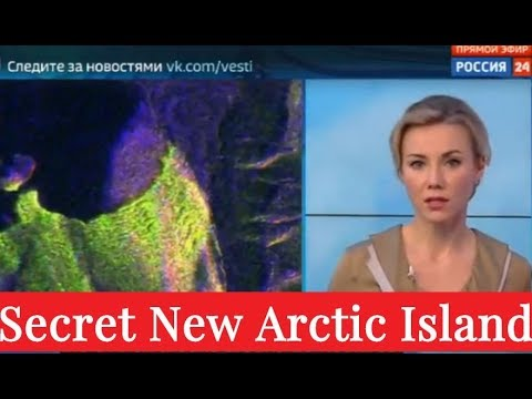 GREAT FIND: Russian Students Discover Secret Arctic Island