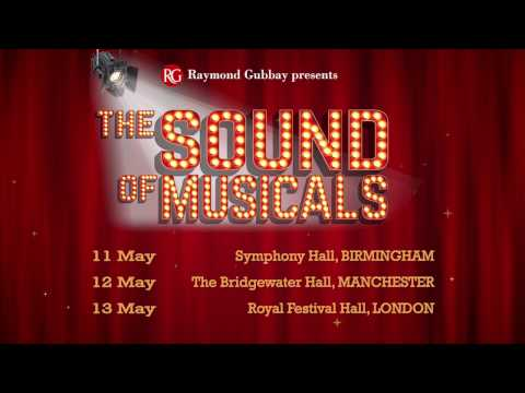 Sound of Musicals 2017 National Tour