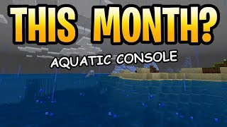 Minecraft Update Aquatic Console This Month? PS3, PS Vita, PS4, Xbox 360 & Wii U