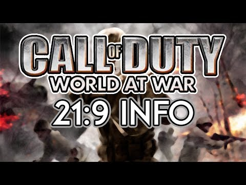 BEST WW2 Game EVER? - Call Of Duty: World At War | 21:9 Review