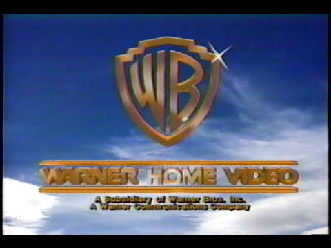 Warner Home Video (1987) Company Logo (VHS Capture) - YouTube