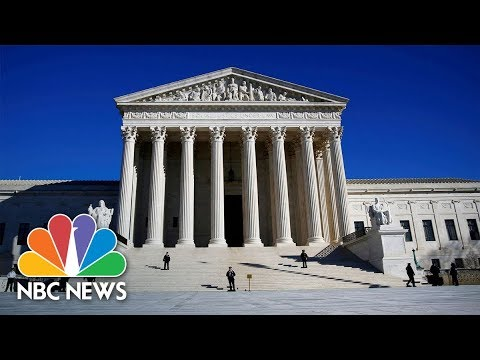 MSNBC Coverage: Supreme Court Upholds President Donald Trump's Travel Ban | NBC News
