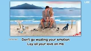 "Dominic Cooper & Amanda Seyfried - Lay All Your Love On Me (From ""Mamma Mia!"") [Lyrics Video]"