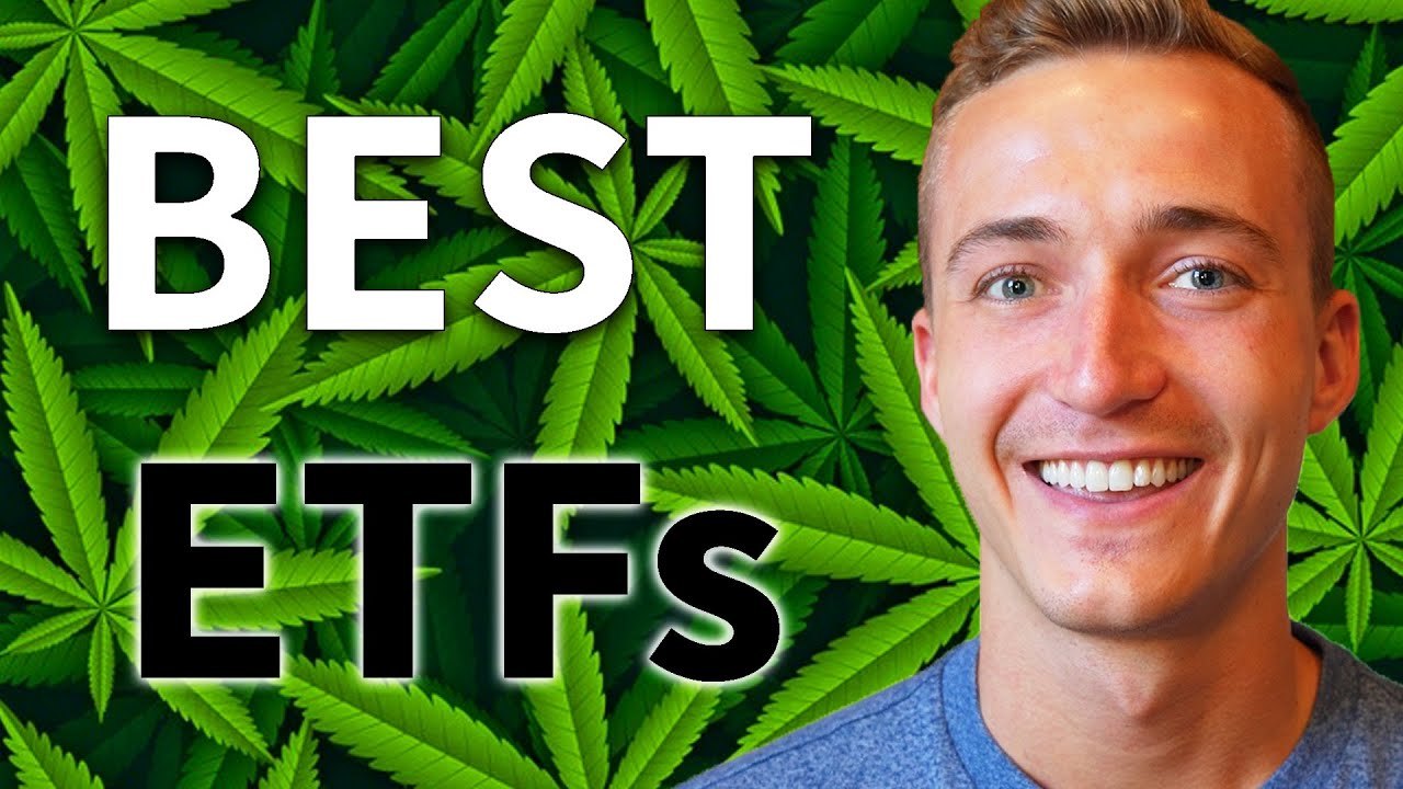 Top 3 Cannabis ETFs to Buy & Hold Before Legalization!
