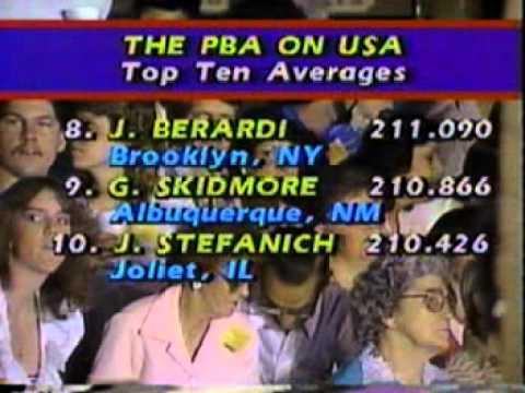 1984 Kessler Open USA Network PBA Tour