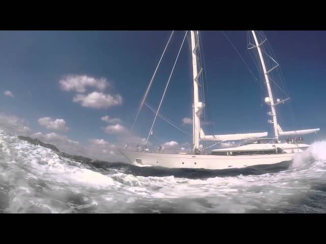 Perini Navi Cup 2015 : Race Day 3