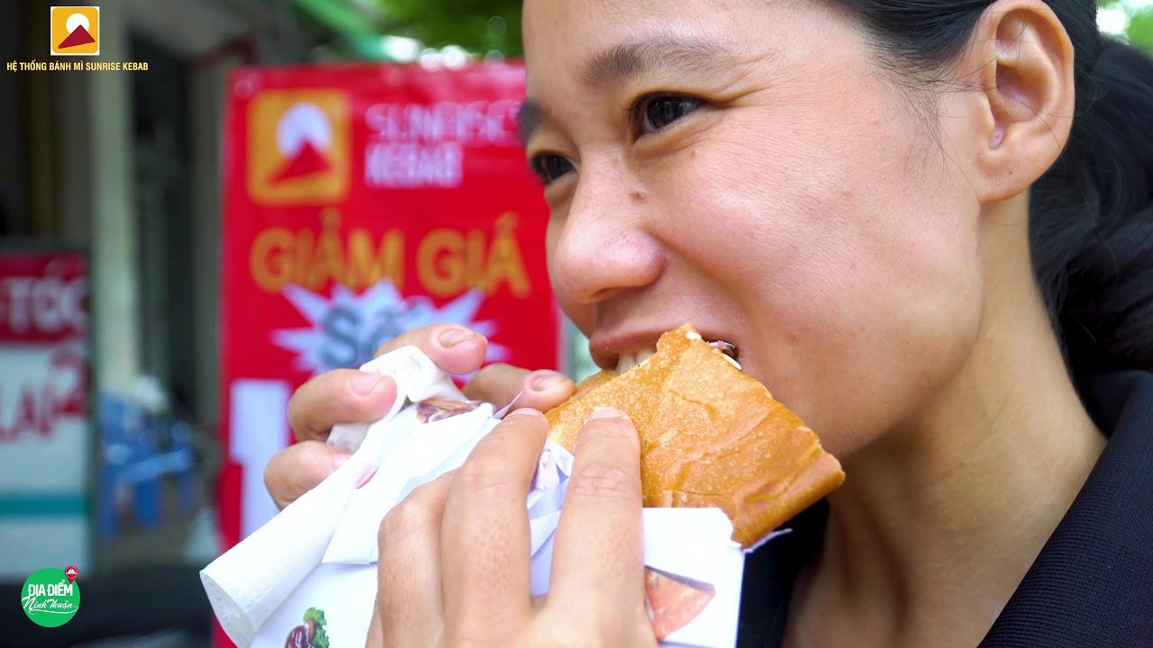 Hệ Thống bánh mì SUNRISE KEBAB – 7 chi nhánh tại Phan Rang Ninh Thuận