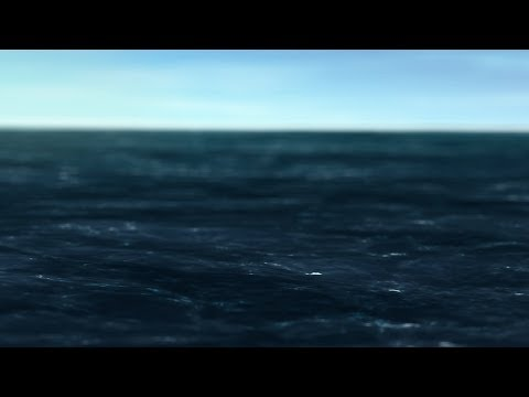 Create an Ocean in After Effects