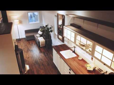 Le Chêne, 420 sq/ft Tinyhouse