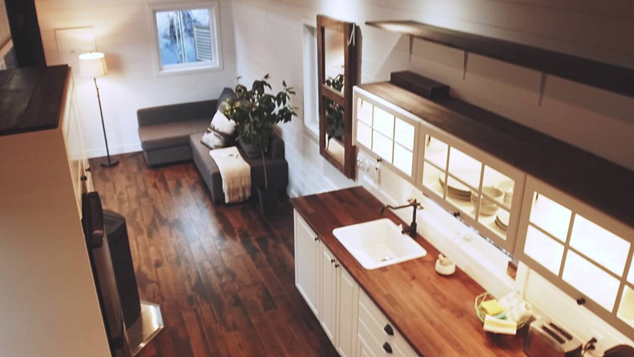 le chne 420 sqft tinyhouse - Largest Tiny House On Wheels