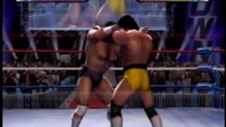 Showdown Legends of Wrestling (WM3 highlights part 2)