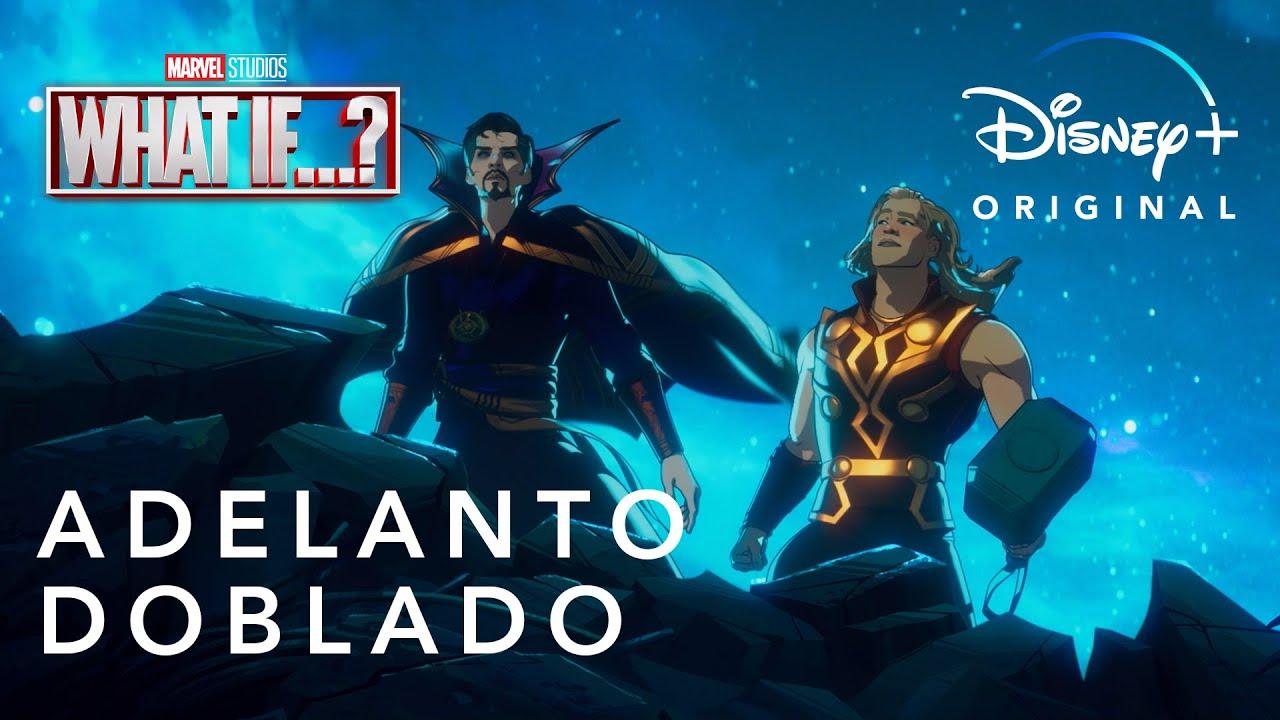 What If...? | Adelanto | Doblado | Marvel Studios