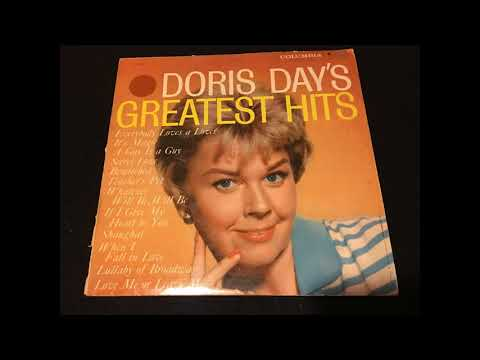 """Doris Day - """"(Why Did I Tell You I Was Going To) Shanghai"""""""
