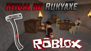 ROBLOX: Lumber Tycoon 2-#2 Guide-How to get the Rukyaxe