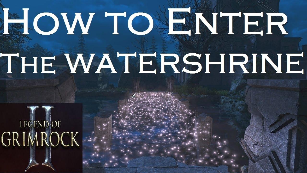 Legend of grimrock 2 water shrine island youtube publicscrutiny Images