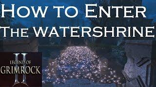 legend of grimrock 2 water shrine island