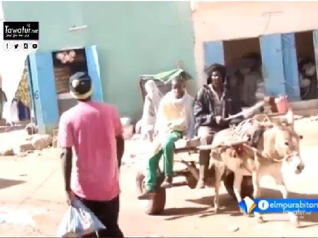 مدينة النعمة ومعاناة ندرة المياه - قناة المرابطون - تقرير أحمد ولد بابي