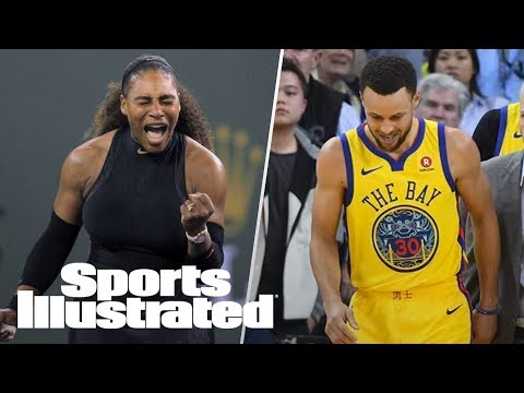 Steph Curry's Ankle Injury Update, Serena Williams Returns To Tennis   SI NOW   Sports Illustrated