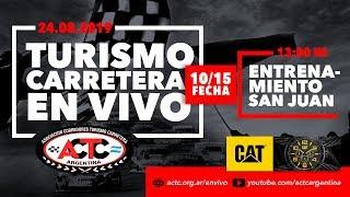 10-2019) San Juan: Sábado Entrenamientos TC y Series TCP