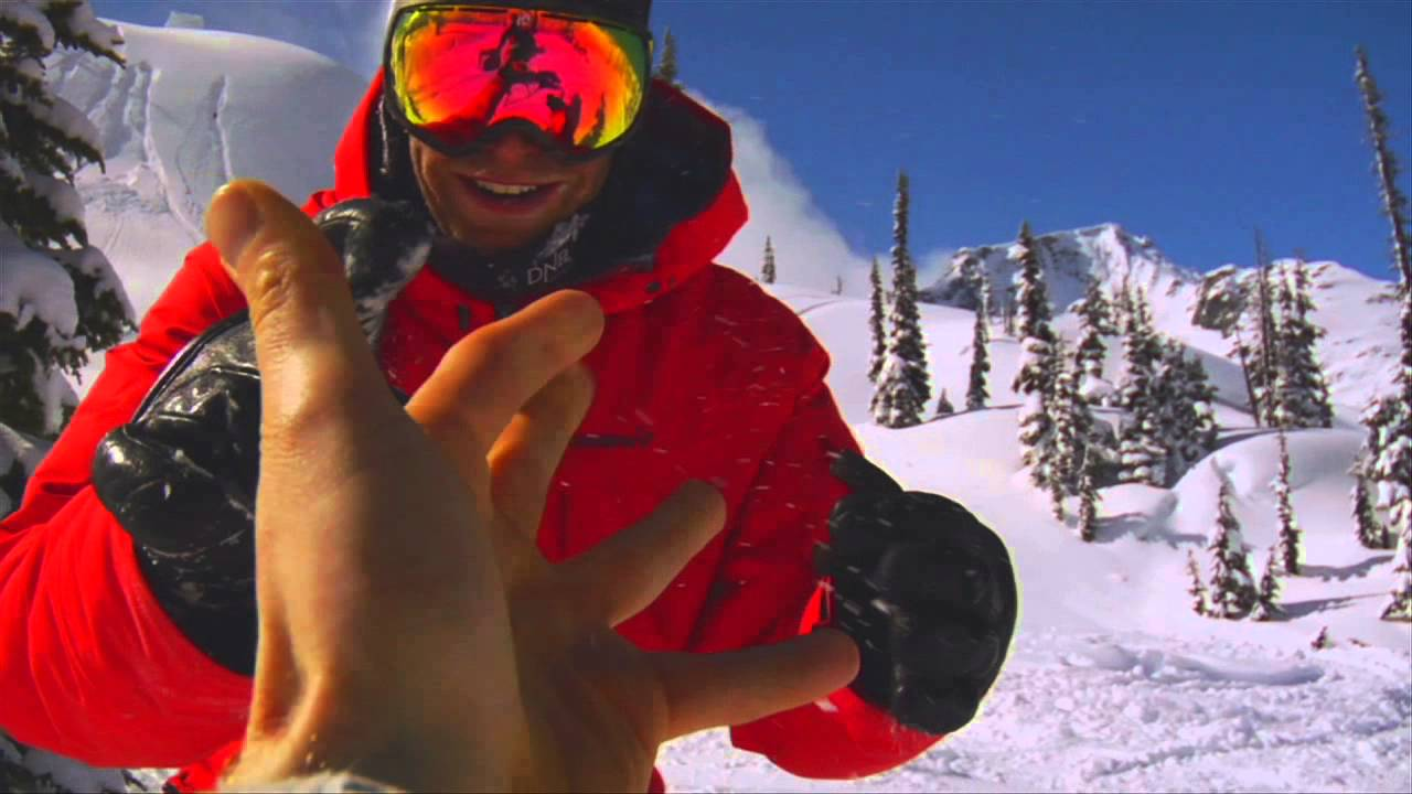 REAL SNOW BACKCOUNTRY: ANDREAS WIIG